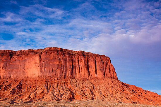Monument Valley Mesa by Nickolay Stanev