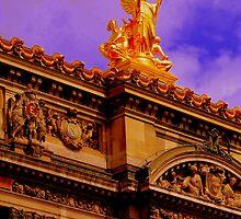 L'Opera Paris by Rusty  Gladdish