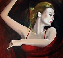 """The last dance..."" detail by dorina costras"