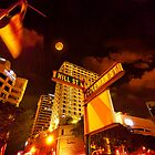 A night in Singapore by Laurent Hunziker
