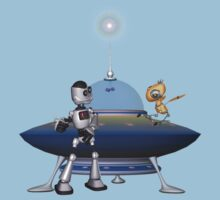 My Best Friend .. a robots tale by LoneAngel