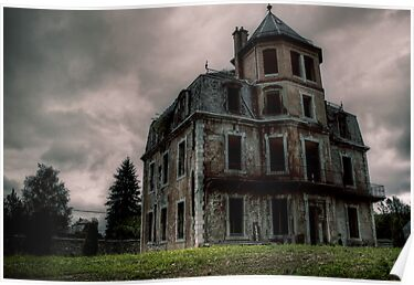 The manor #2 by Nicolas Noyes