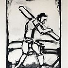 La Vieil Homme Chemine (Old Man Walking), 1936 by Georges Rouault by masterworks