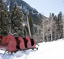 Ashcroft Sleigh by phil decocco