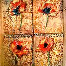 The Poppy Journals...The Tapestry by © Janis Zroback