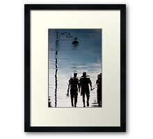 OnePhotoPerDay Series: 217 by L. Framed Print