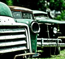 Rusting Beauties by JP-Photography
