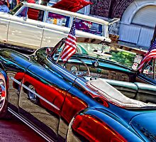 THE 4TH CAR SHOW by Robert Beck