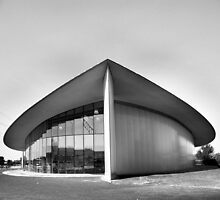 Chesapeake Boathouse 1, Oklahoma City, Rand Elliott by Crystal Clyburn