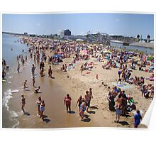 Old Orchard Beach, south side Poster