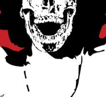 Booray for Hollyweird - Morrison Skull Sticker