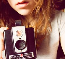 1950's brownie hawkeye  by stephotography