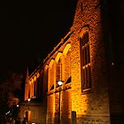 Adelaide, Bonython Hall, Underlights by DaveZ