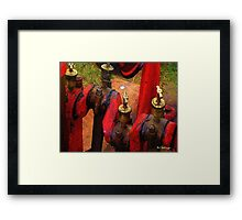 It's a Guy Thing Framed Print