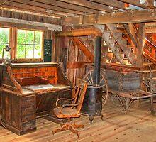 Krug Village Grist Mill-2 by ECH52