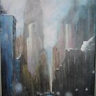 New York 1920's Original By Everett Shinn by Jsimone