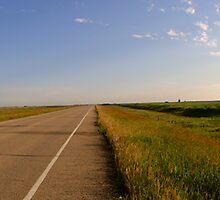 Prairie Panorama, Saskatchewan by Al Bourassa