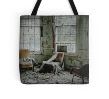 Three ~ West Park Asylum Tote Bag