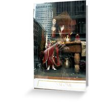 Salome & The City Greeting Card