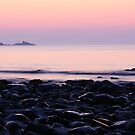 The Nubble at Sunrise by Lori Deiter