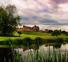 Alnwick Castle by Simon Marsden
