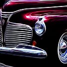 Hot Rod Show - Yamba - NSW - fractalius by Sandy MacLean