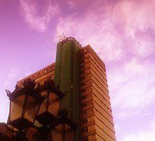 Windsor House, Belfast (colour) by Chris Millar