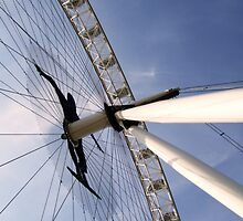 London Eye by Chris Millar
