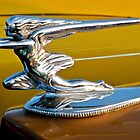 1939 Packard Hood Ornament by Jeffrey  Sinnock