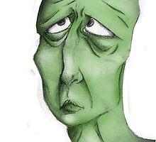 Mr. Indifferent Man by sarah-jade atkinson