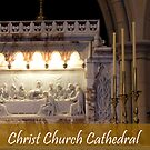 The Last Supper - Christ Church Cathedral by reflector