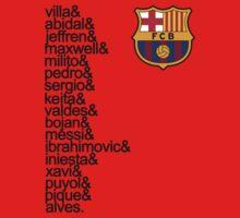 FC Barcelona by eight-daysaweek