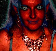 Nemesis - the shadow self.  by Jovine