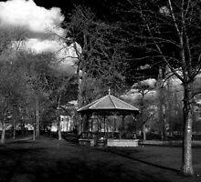 The Band Stand by Theresa Elvin