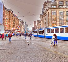 DAM Square by Bradley Old