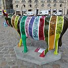 CowParade Bordeaux by bubblehex08