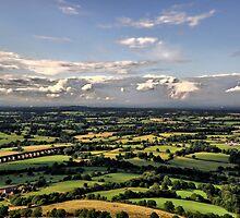 Cloud View by Gareth Jones