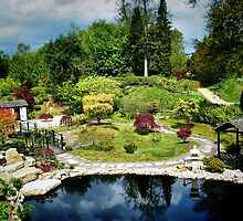 Oriental Gardens-Kingston Lacy by naturelover