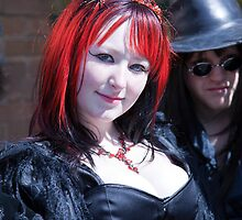 Whitby Goth Weekend 6 by Paul Thompson Photography