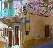 The pastel corner by photojam