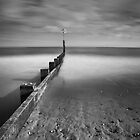 Bournemouth Groyne by nick board