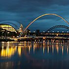 River Tyne by Simon Marsden
