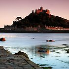 St Michaels Mount by Rachel Slater