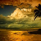 Sunset - Dominican Republic by Pawel Tomaszewicz