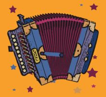 Accordion by evisionarts