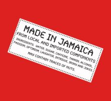 Traces of Nuts - Jamaica by Ron Marton