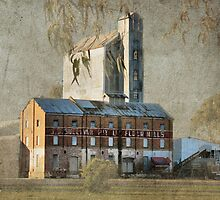 The Old Flour Mill by julie anne  grattan