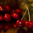 Cherries! by Dev Wijewardane