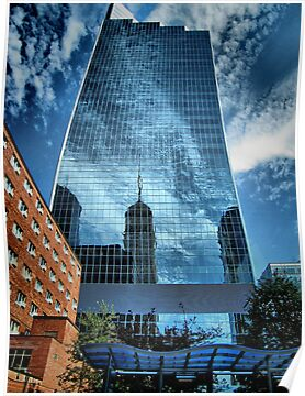 Mirrored Minneapolis by shutterbug2010