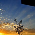Cross @ Sunset by Cleber Photography Design